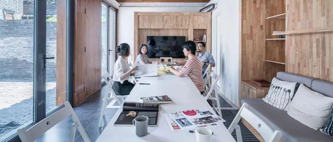 白塔寺下的未来之家,探索可移动家具模块的新可能