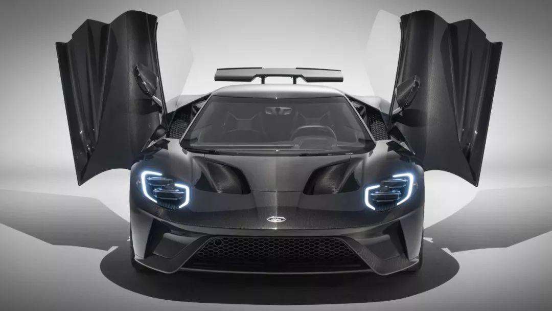 《极速车王》拿下奥斯卡两项大奖!新款福特GT亮相