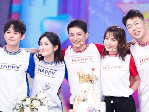 快乐家族捐款100万:何炅、谢娜、吴昕、杜海涛、李维嘉