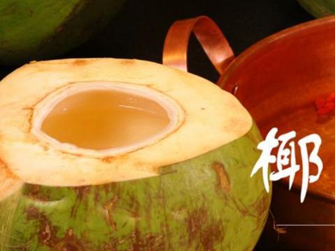 渐至雨水,草木萌动,一顿椰语江南海南椰子鸡心是暖暖的