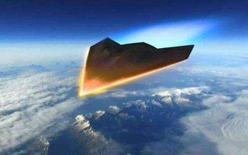 装载乘波体弹头的东风41改导弹,才是火箭军真正的超级杀手锏
