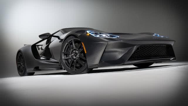 """来自""""全碳纤维""""的诱惑,福特GT升级为赛道王者"""