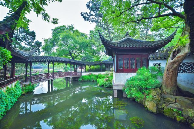 中国四大名园之首拙政园,为何可以成为私家园林的精品