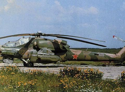 击落第五代战机,俄罗斯米-28NM的逆天战机
