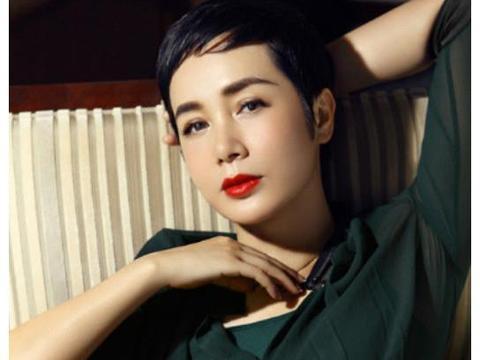 蒋雯丽最纯真的初恋,不是顾长卫而是给了他,张雨绮的前任老公!