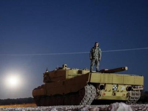 """不吸取教训吗?土耳其又将""""裸奔""""豹II送到前线 只因确实没招了"""