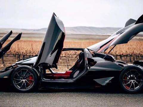 终于等到量产,西尔贝SSC发布首款量产车,售价6900万起!