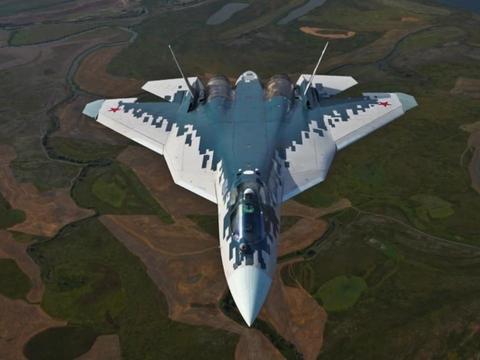 向中国出口第五代隐身战机?可与歼20搭配使用,印度却极力阻拦