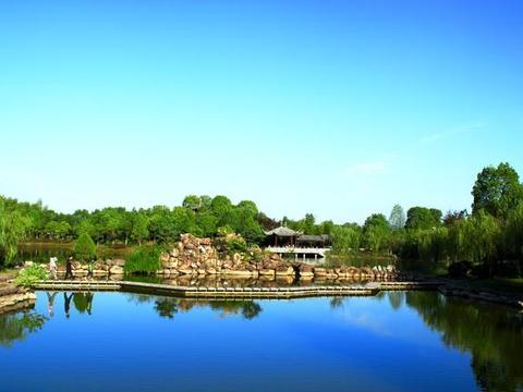 """安徽最低调的园林,我国最大的私家园林,被誉为""""东方园林之母"""""""