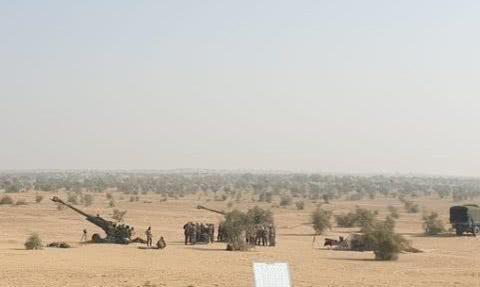 长年没新炮需求严重压制 如今有机会印度陆军报复采购
