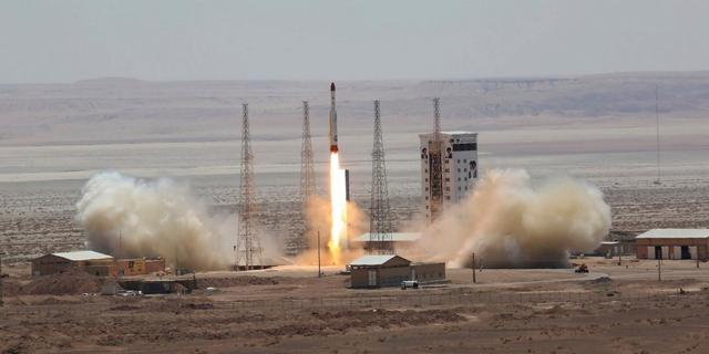 伊朗最新遥感卫星发射失败,成功升空但未入轨