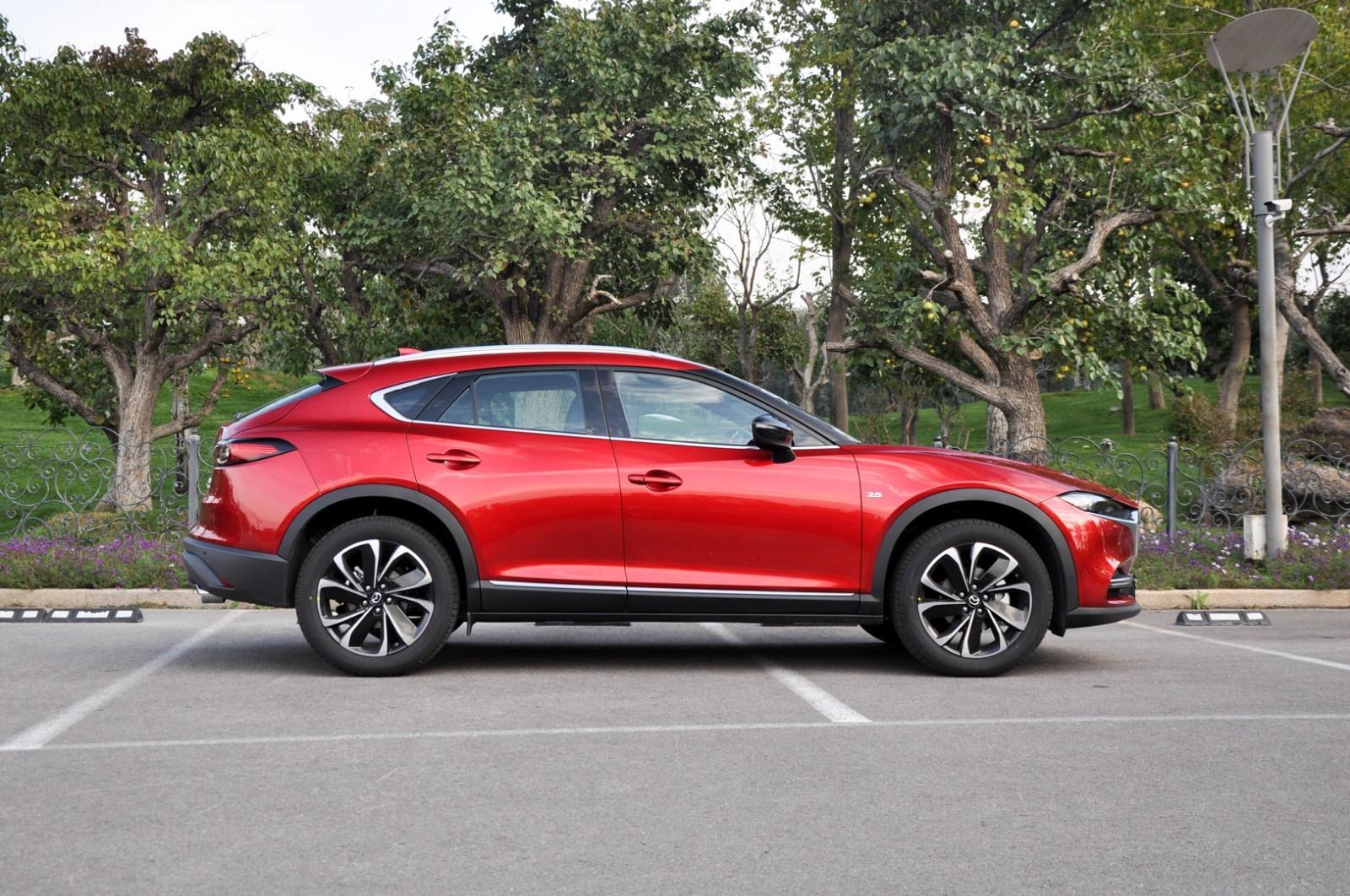 服役市场多年未见明显改变,一汽马自达CX-4是否还值得推荐?