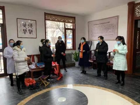 """山东潍坊护理职业学院:奋战""""疫情""""党旗红"""