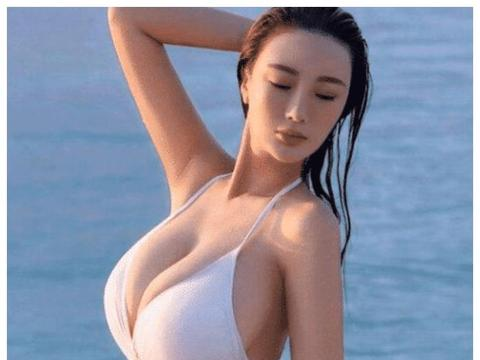 """她是公认的""""中国乳神"""",靠拍三级片走红,今31岁活成男人的梦想"""