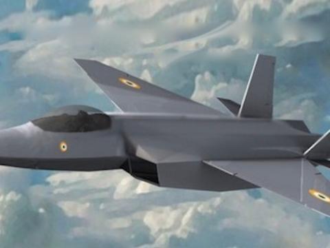 Fc-31遭抄袭,气动布局方案一模一样,但有个特点他们根本学不到
