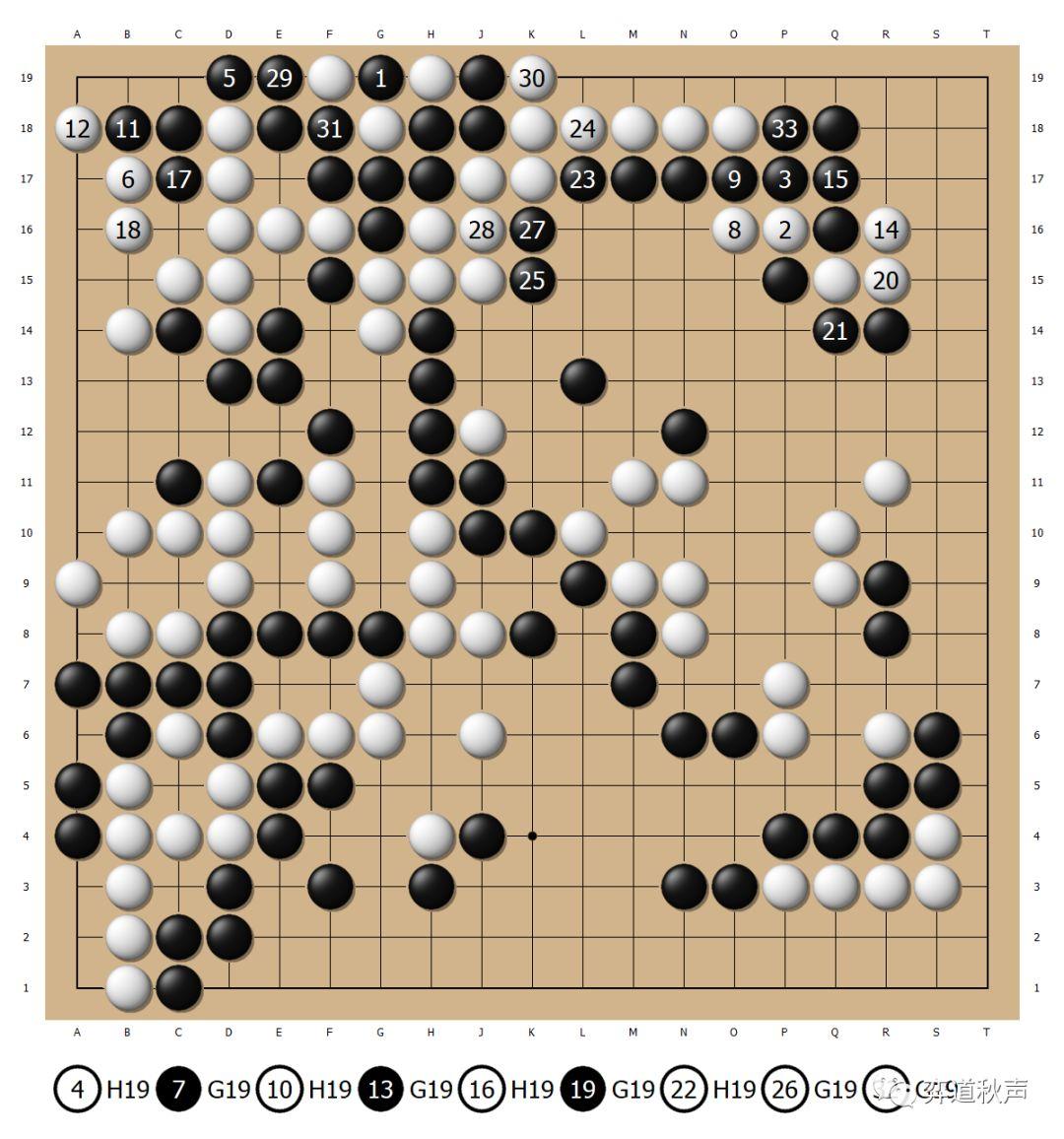 富士通杯回顾系列(85) 日韩两位大豪首次遭遇 刘昌赫摧垮王立诚