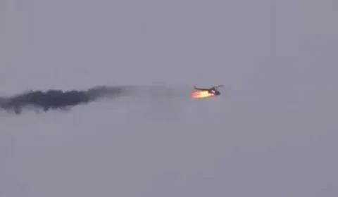 如何看待叙利亚反对派在伊德利卜上空击落一架政府军战机?