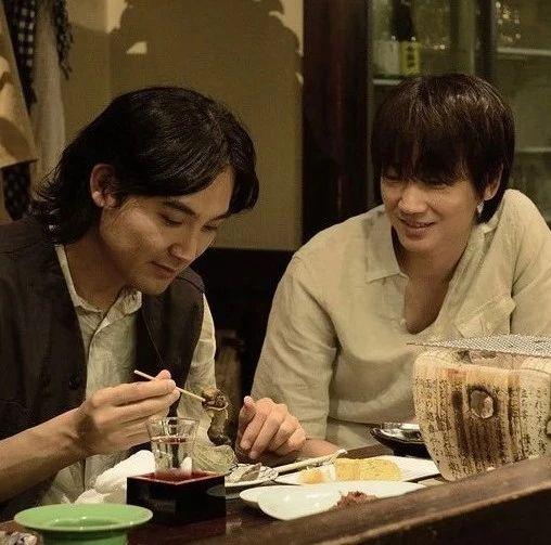 绫野刚&松田龙平《影里》发布两张新剧照 大友启史导演镜头下迟来的青春