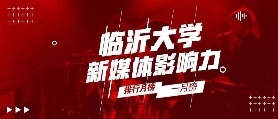 疫情防控,临大初雪,艺术展览||临沂大学新媒体影响力一月排行榜