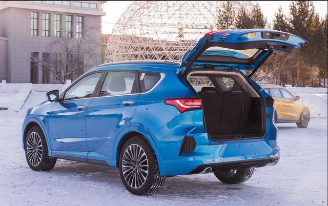 7万起售不怕开坏,这国产SUV低配156匹,能装1680L很适合家用