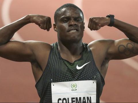 猝不及防!新科世锦赛百米冠军宣布参加明天美锦赛60米 对手慌了