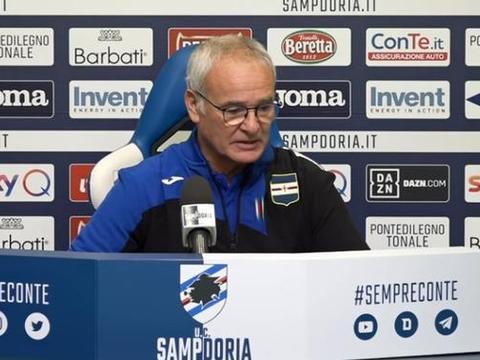 拉涅利:离开罗马因没取得欧冠资格 我会带领桑普回到正确位置