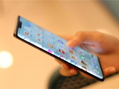 华为5G亮剑,512G+环幕屏+4500mAh+3D人脸+IP68,网友:买不起