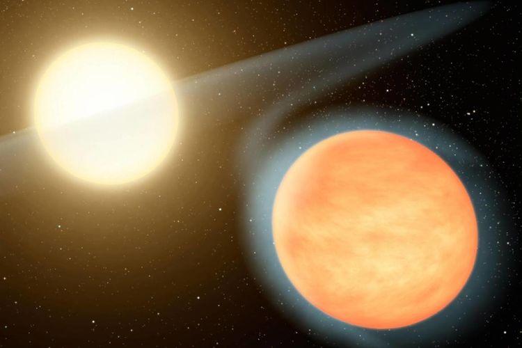 科学家发现一颗系外行星,将在300万年内被其母星摧毁