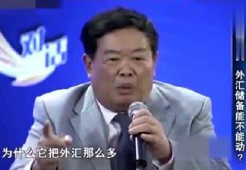 外汇储备基金能不能动?刘永好、曹德旺现场论,二人间火味药十足