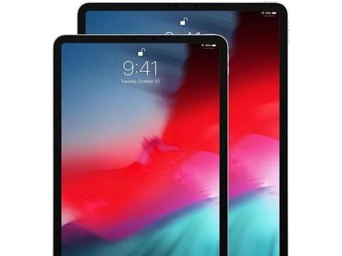 新款iPad Pro或将发布丨官翻MacBook Pro已上架~
