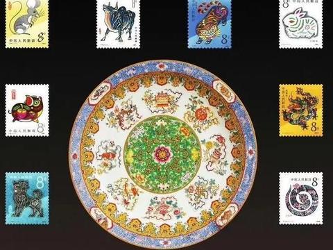 今天是中国生肖邮票发行40周年