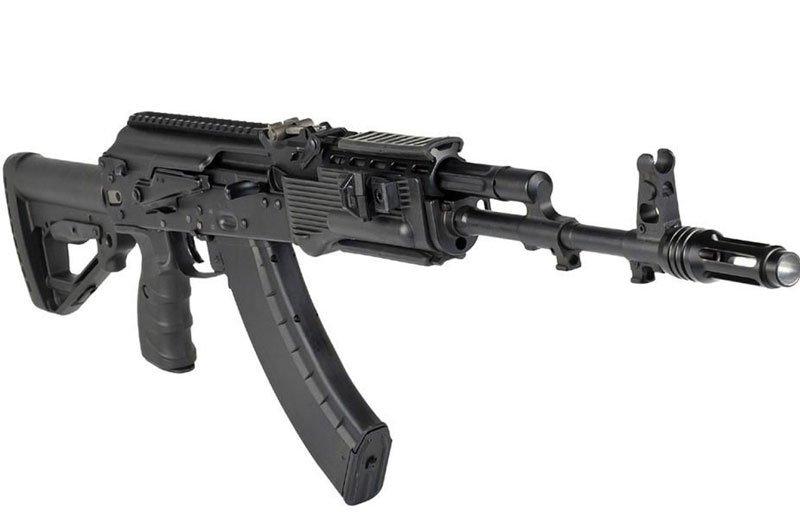 放弃小口径!印度军队今年全面换装7.62毫米AK-203步枪