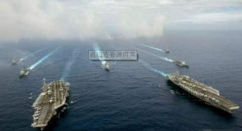 美国为何拒绝参加中国阅舰式?原因找到了,张召忠一语道破