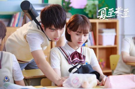 《夏至未至》过去4年,颜末萝莉变御姐,网友:郑合惠子好美