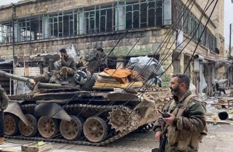 北约军事强国与美对着干,帮巴武装培养精锐力量,专门打击以色列