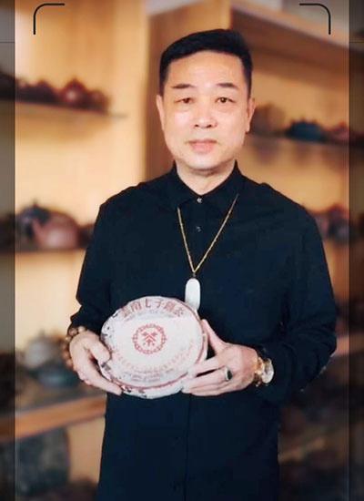 家林卫东:让茶更有文化古韵