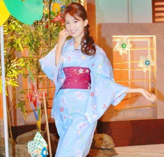林志玲远嫁日本后,穿和服照曝光被赞美丽,网友喊话祝女神幸福