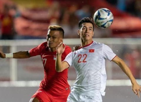 越南男足一小将世预赛出彩,敢问中国足球何时能觉醒