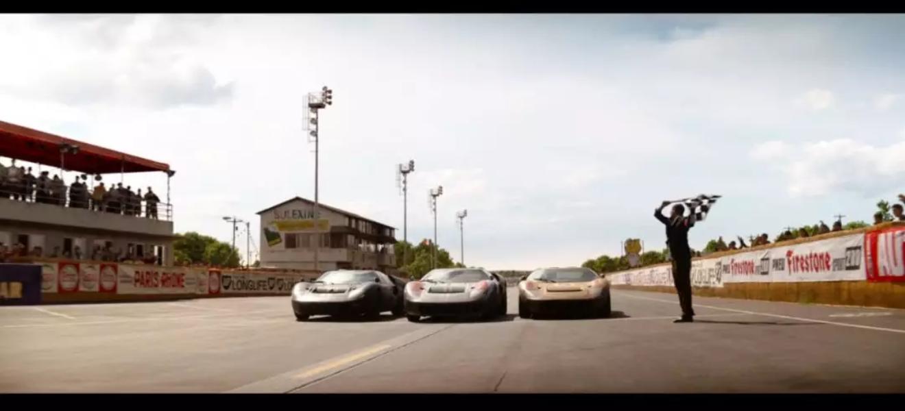 福特7000转干掉法拉利之后,奥斯卡中还有哪些车?