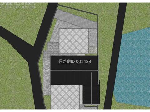 易盖房安徽芜湖靠鱼塘的中式风格建筑怎么样