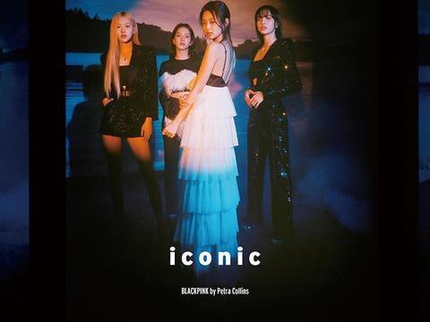 BLACKPINK登上韩版《Vogue》,推出6款不同风格封面!
