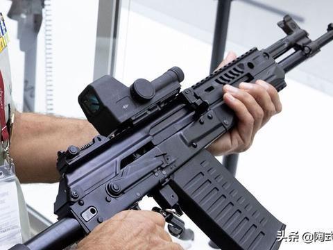 放弃小口径!印度军队宣布今年全面换装7.62毫米AK-203步枪