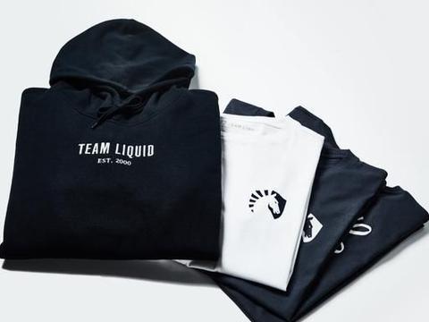 绝地求生:Liquid新款战队周边服装广受好评,粉丝直呼买买买