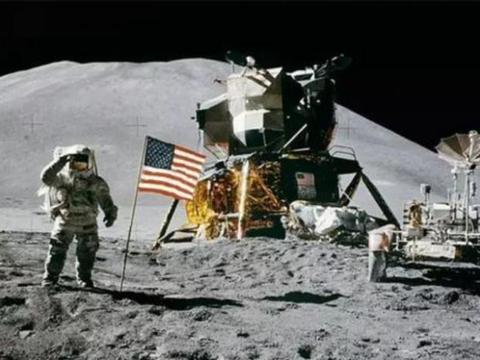 地球生命40亿年前就已登月? 科学家希望在月球岩石上寻找证据