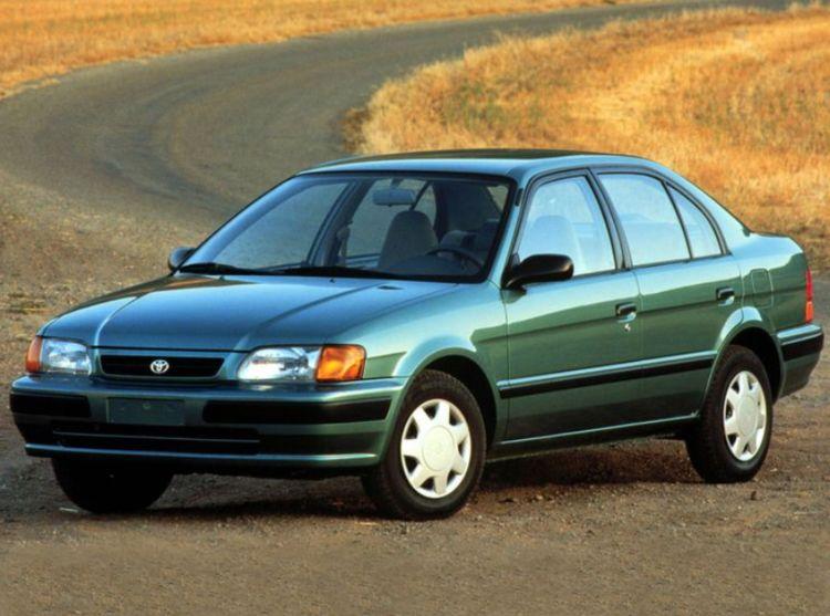 丰田制造的十款最令人失望的车,第8像夏利,第2辆中东经常见到