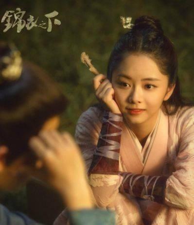 热巴杨紫谭松韵,哪一位古装美女更得你芳心?鞠婧祎靠颜值出圈