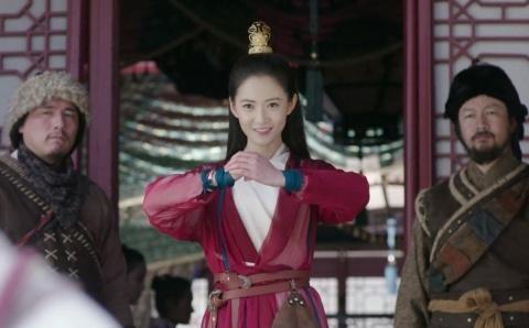 倚天屠龙记:同样是赵敏,对比相同场景,陈钰琪并不输给贾静雯