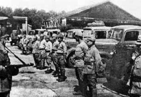 二战时期,是苏联红军歼灭日本关东军,解放东北吗?然而事实可笑