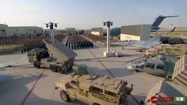 中国最强外贸武器——SR5型火箭炮现身阿联酋阅兵式,属该国首次