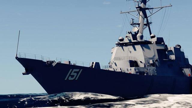 神盾舰换装新一代雷达,055出现让美深感危机,不想落后对手太多